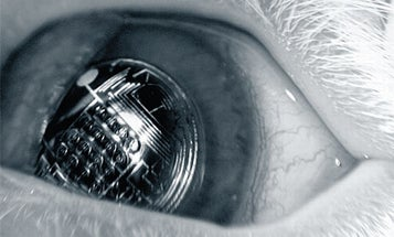 Electronic Contact Lenses Tested Successfully in Real Live Eyes