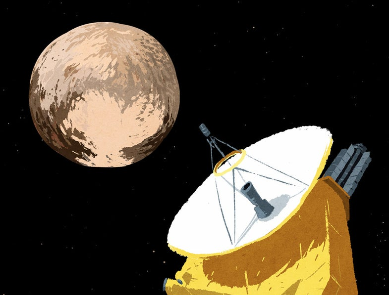 New Horizons Goes to Pluto: A Mission Timeline