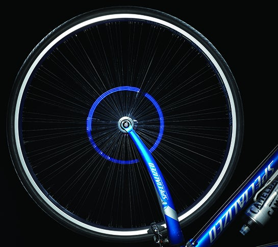 DIY: How To Light Up Your Bike Wheels [Video]