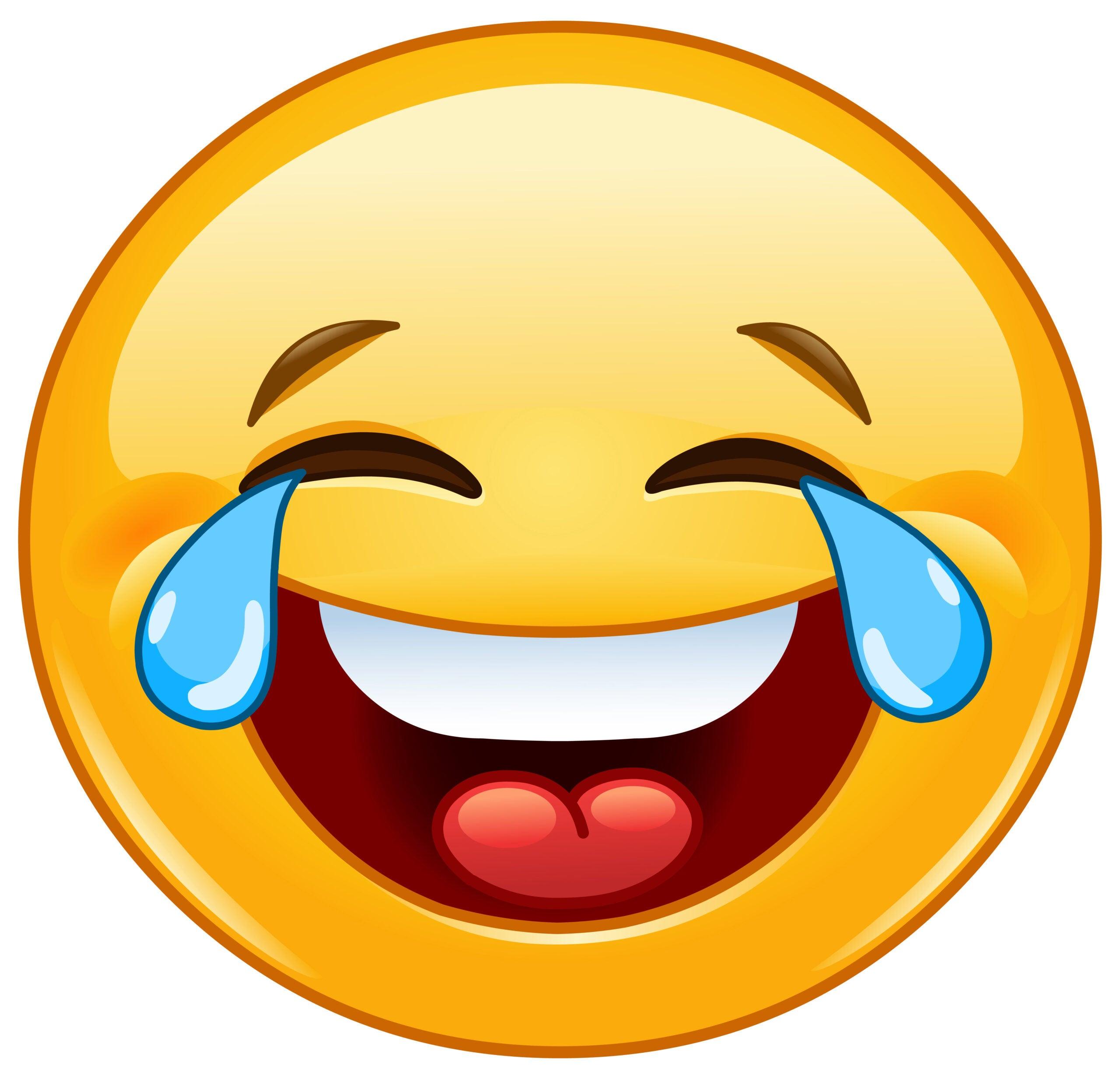 happy emoticon joy