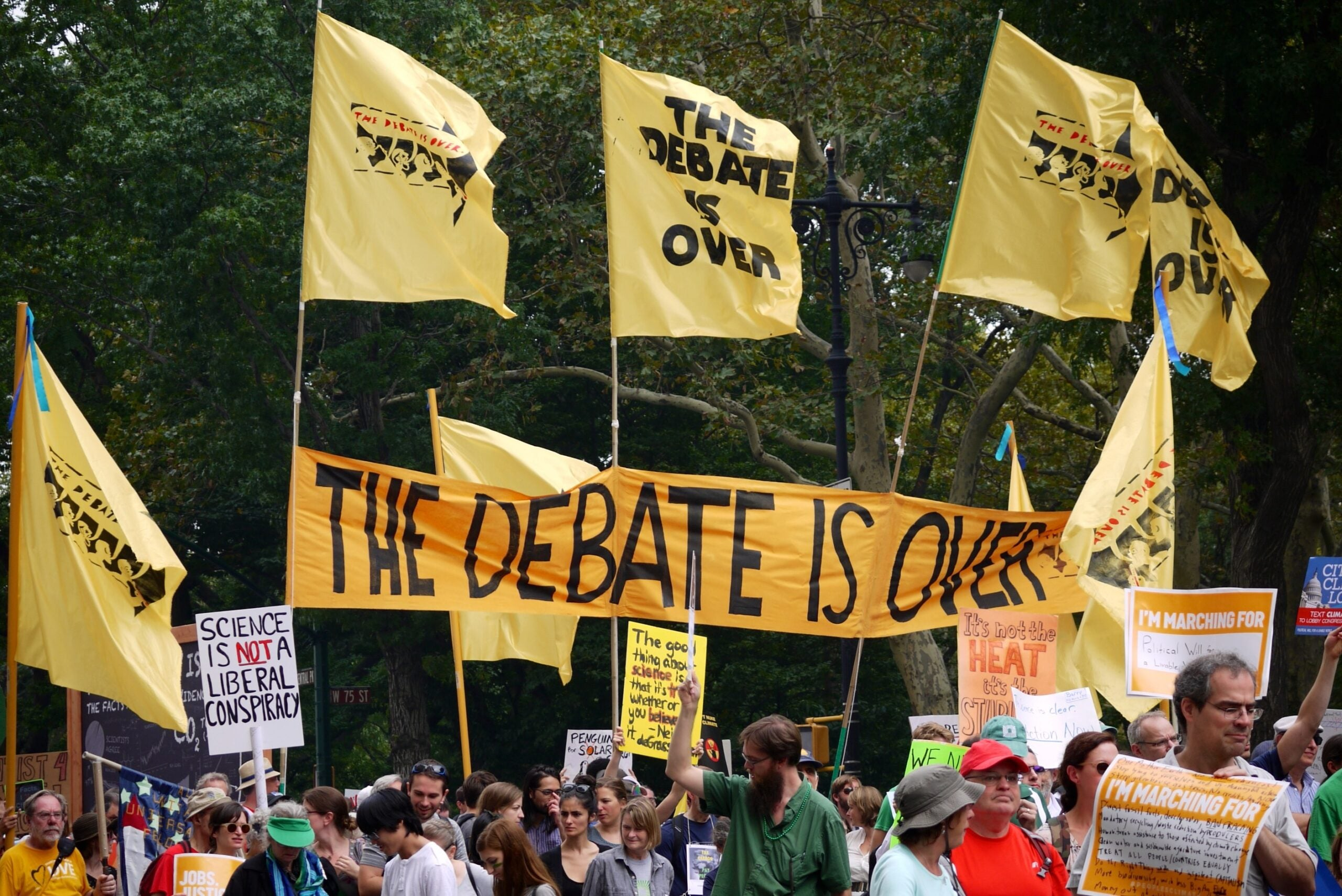 Climate Week 2014: The Wrap-Up