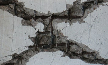Engineered Bacteria Can Fill Cracks In Aging Concrete
