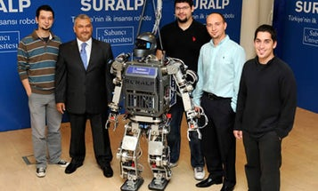 Turkey Joins the Proud List of Nations With Humanoid Robot Citizens: Meet SURALP