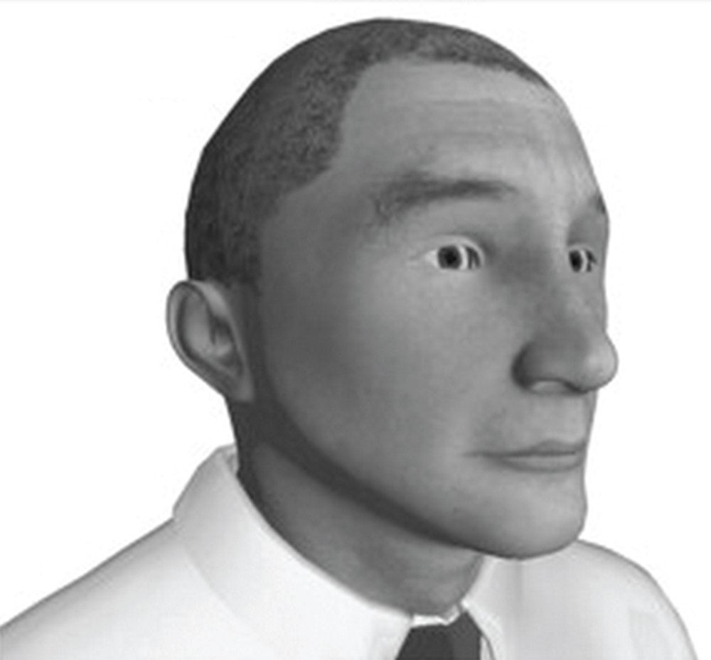 An Animated Avatar Could Screen Humans For National Security