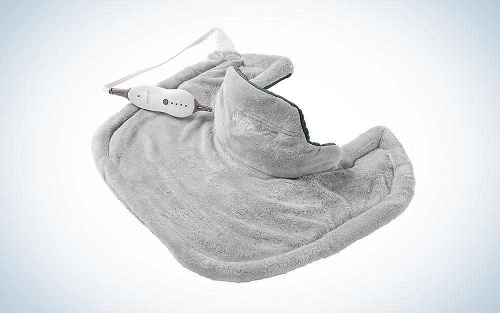 Sunbeam neck and shoulder heating pad