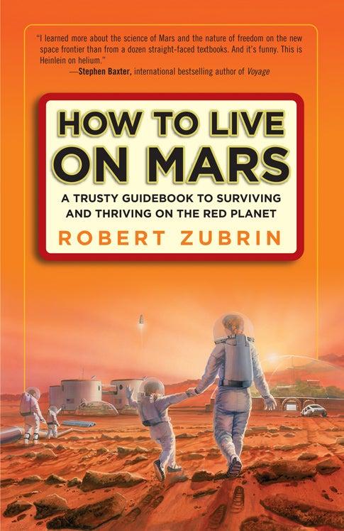 A Conversation With Robert Zubrin