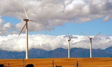 Server Cluster to Be Powered by Giant Wind Farms