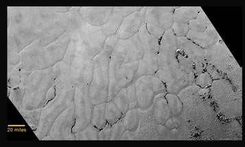 Pluto's Heart-Shaped Landscape Is Weirder Than We Thought