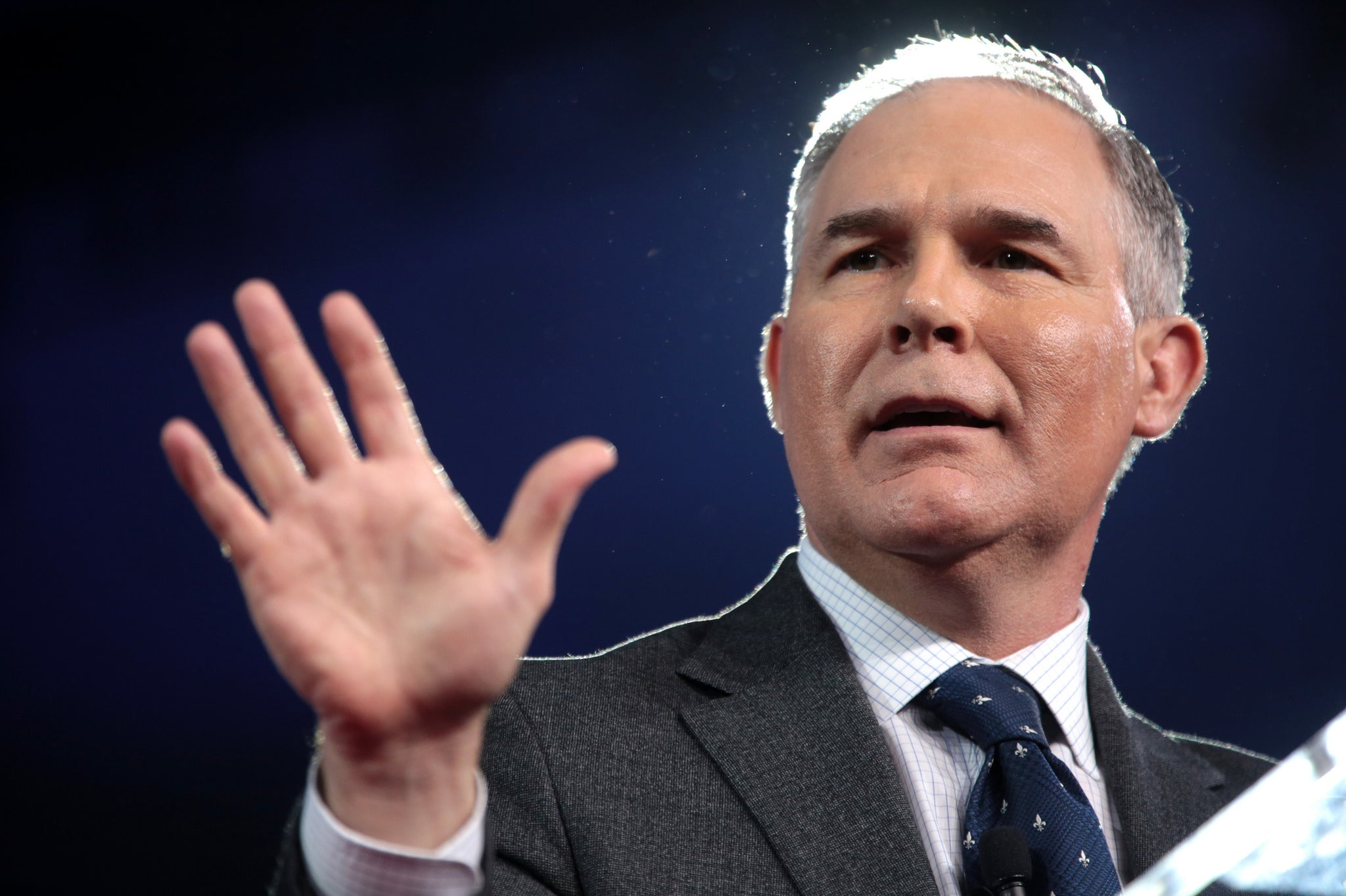 Pruitt's replacement won't be any better for the EPA