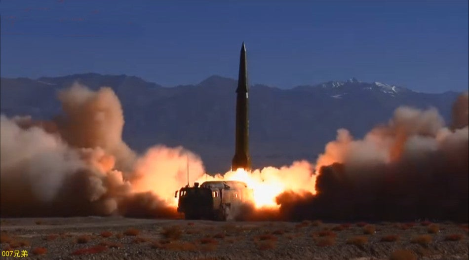 New Chinese Ballistic Missile Crashes the Battlefield Party With Cluster Munitions