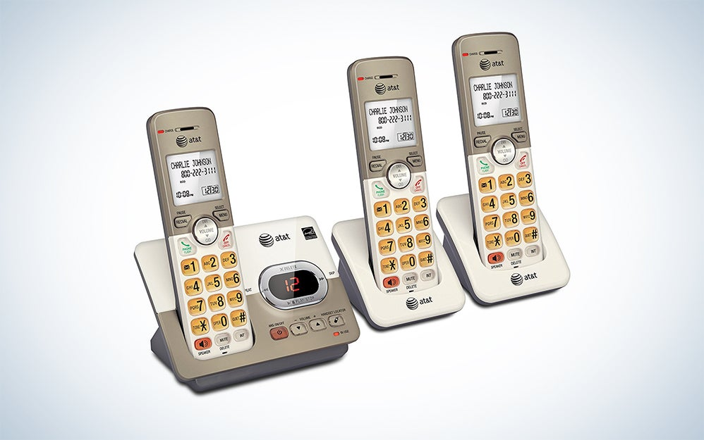 AT&T Wireless phone system