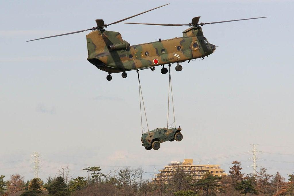 U.S. Army Wants A Parachuting Tank