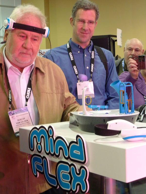 Letdowns at CES