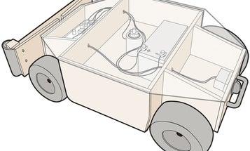 Project of the Month: An Autonomous Lawn Mower