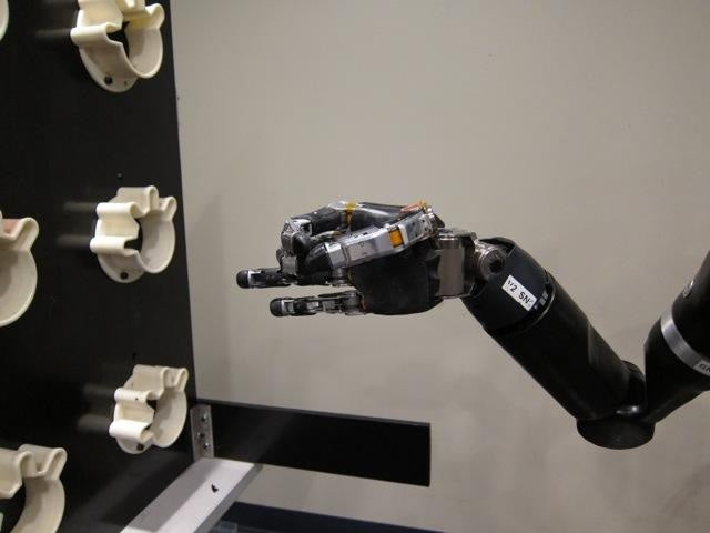 See The Most Sophisticated Mind-Controlled Robot Arm Yet