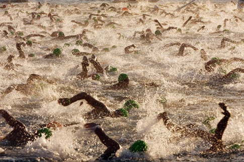 Triathlons: Brutal to the Body