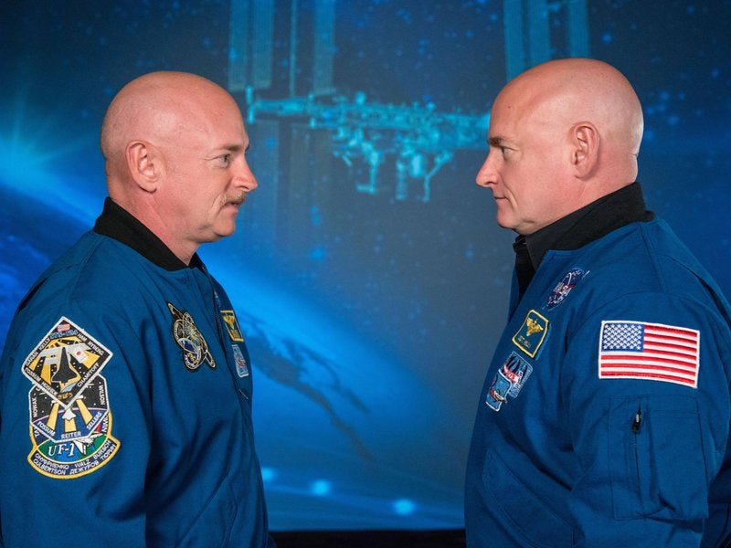 What can NASA's twin study results actually tell us?