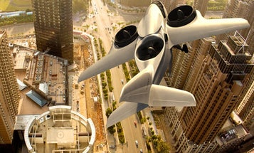 Concept Video: Your Next Plane Could Take Off Vertically
