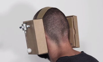 Cardboard Headphones And Other Amazing Images From This Week