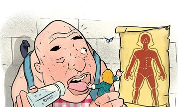 Ask Anything: Would Cannibalism Make You Fat?