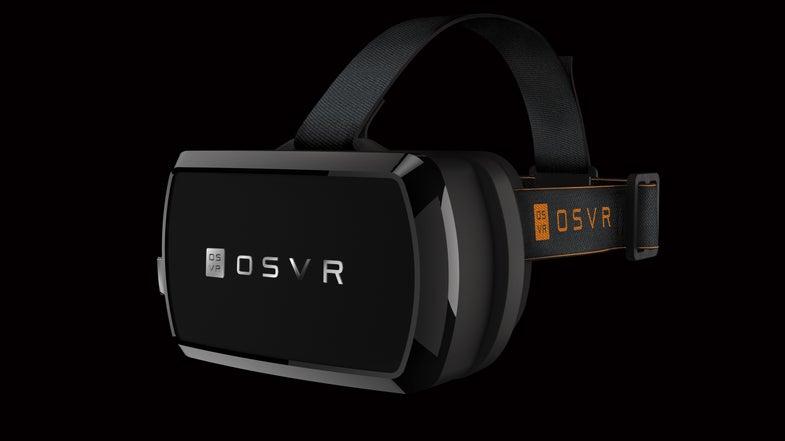 The HDK 2 Is Razer's New $399 Virtual Reality Headset