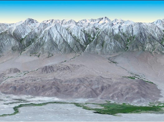 The World's Most Complete, High-Res Topographic Map Gets an Update