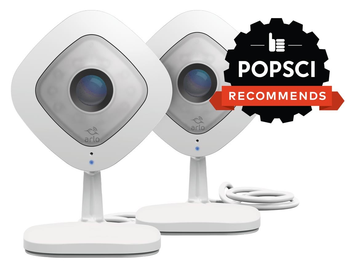 Netgear Arlo Q review: An indoor security camera that doesn't blink