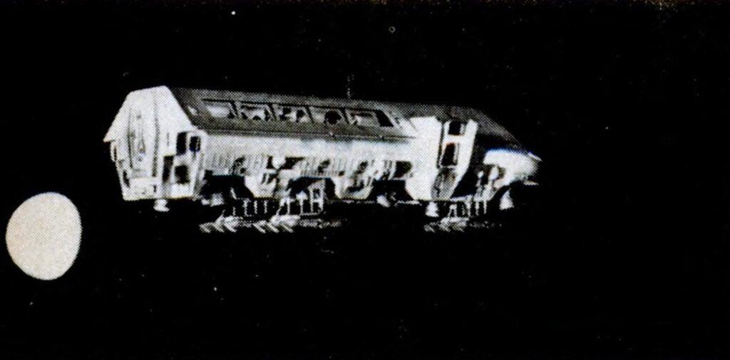 Lunar bus