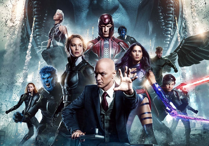 Snapchat Will Let You Buy 'X-Men: Apocalypse' Movie Tickets In The App