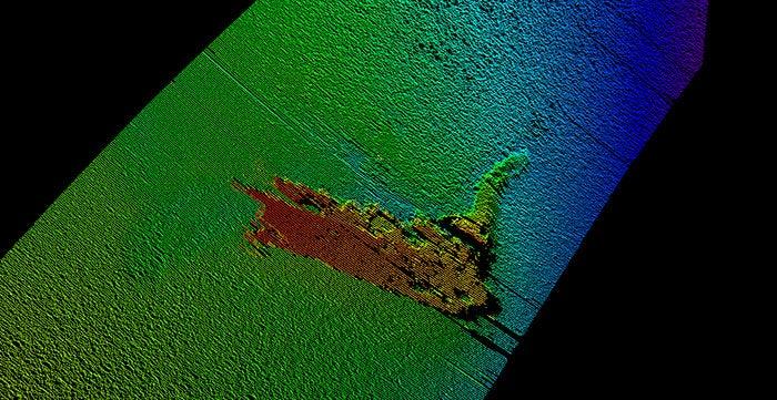 Loch Ness Monster Prop Found In Loch Ness