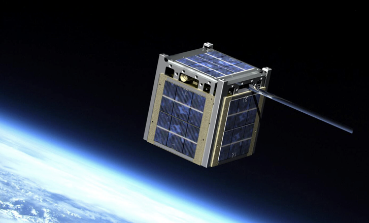 Scrunchable Space Sieves Could Work as Tiny Foldable Satellite-Borne Telescopes