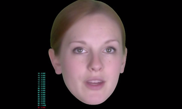 Text Messages Could Include Your Animated Face, Looking Frustrated