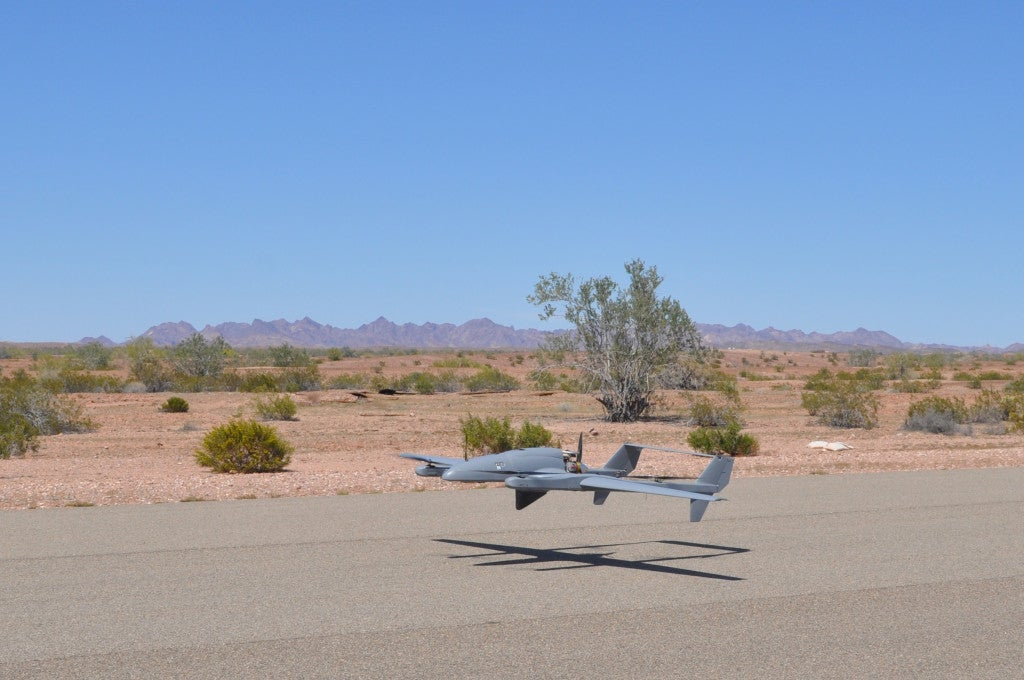 Drone Sets Record For Longest Flight Time By VTOL Aircraft