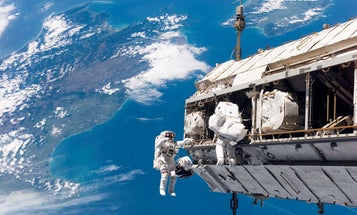 Incredible Photos From 50 Years Of Spacewalks
