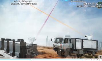 China Sells A New Laser Gun
