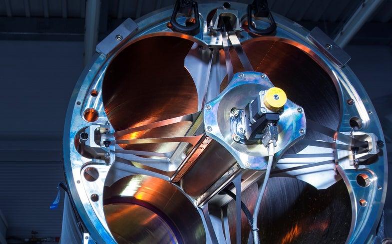Laser Effector, Cropped