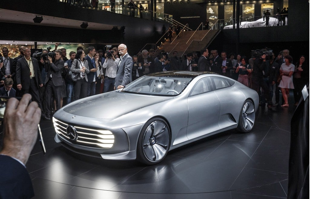 "Mercedes-Benz's Future Is The ""Transformer"""