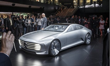 """Mercedes-Benz's Future Is The """"Transformer"""""""