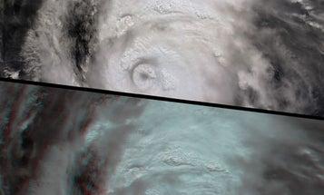 Under the Eye of the Hurricane