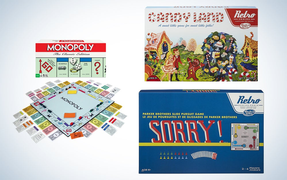 Savings on retro board games and other deals happening today