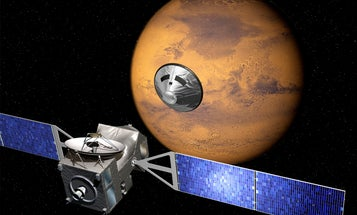 ExoMars Mission Launches On Monday To Search For Signs Of Life On Mars
