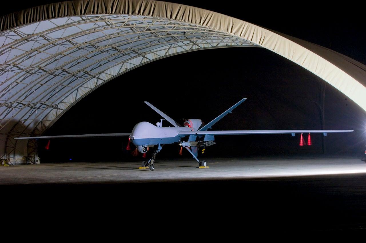MQ-9 Reaper, Joint Base Balad, Iraq