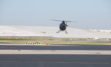 For the First Time, a Full-Sized Helicopter Makes a Completely Autonomous Flight