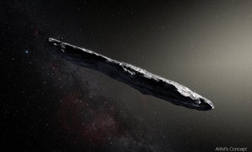 'Oumuamua is not the alien probe you're looking for