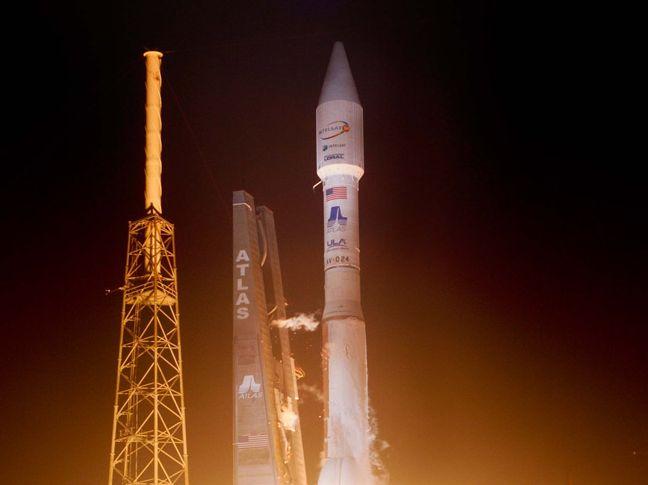Pentagon Tests Global Internet Routing Via Satellite