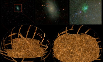 Sloan Digital Sky Survey Releases Most Detailed Sky Map Ever, With Over a Trillion Pixels