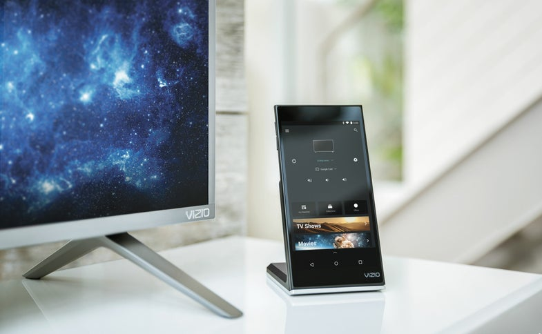 Vizio's New TV Is Controlled Entirely By An App