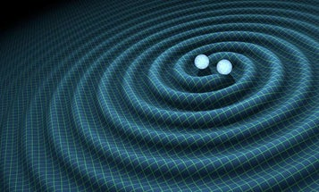 Physicist Tweets Rumor That Gravitational Waves May Have Finally Been Detected
