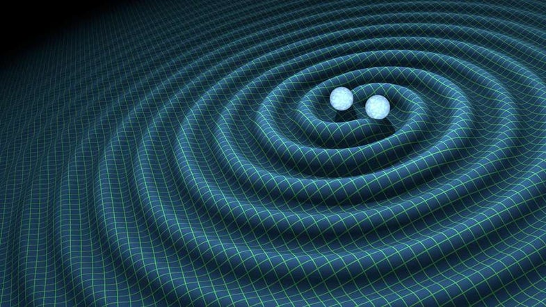 It's Official: Gravitational Waves Have Been Found