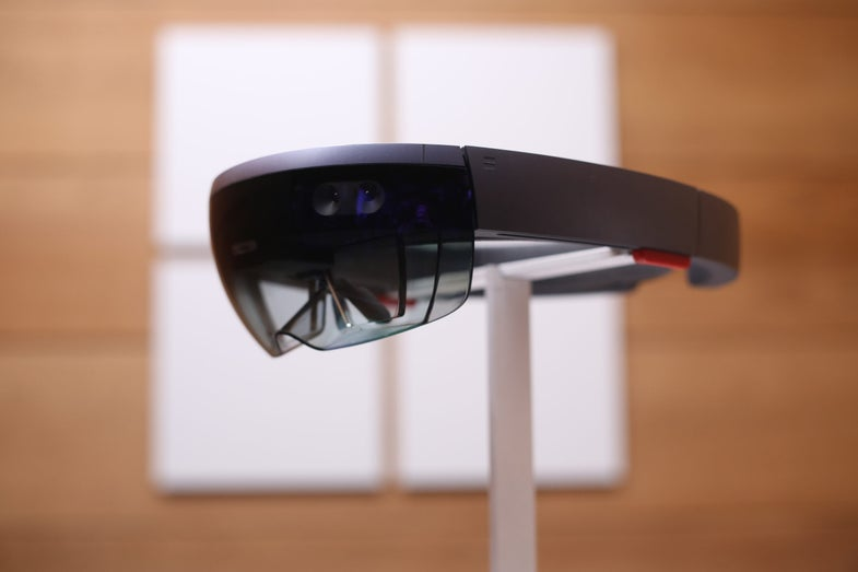 Asus Will Launch An Augmented Reality Headset in 2016